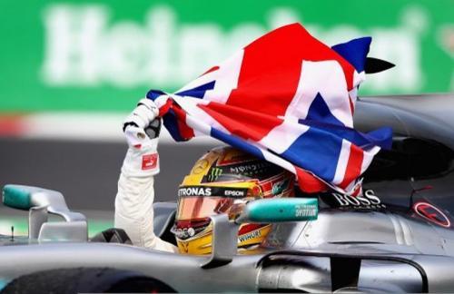 Lewis Hamilton menang di F1 GP Inggris 2019