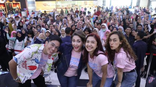 Meet & Greet Mahasiswi Baru