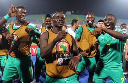Timnas Senegal