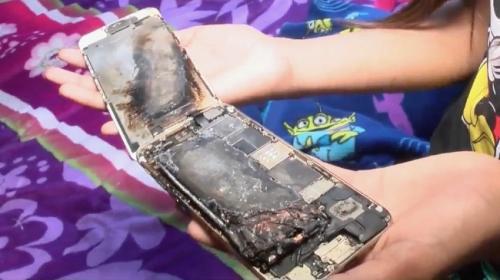 IPhone 6 Dikabarkan Meledak