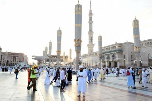 Tanah Suci Makkah. (Foto: Ist)