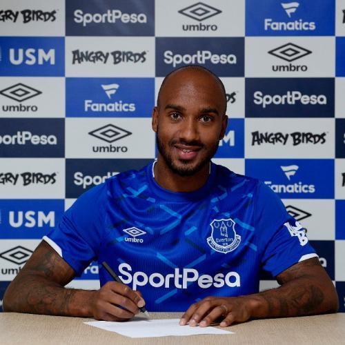 Fabian Delph tiga musim berseragam Everton