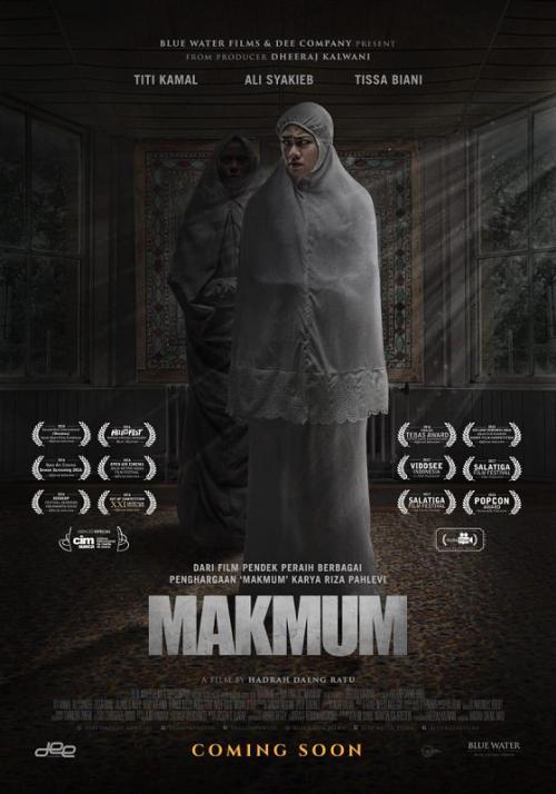 Poster Film Makmum. (Foto: MD Pictures)