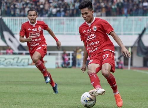 Persija diimbangi Arema FC di Liga 1 2019