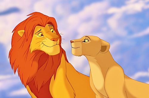 Simba dan Nala