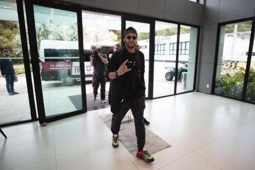 Neymar Jr gaya