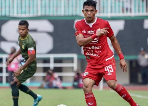 Persija Jakarta tumbang di tangan PS Tira-Persikabo