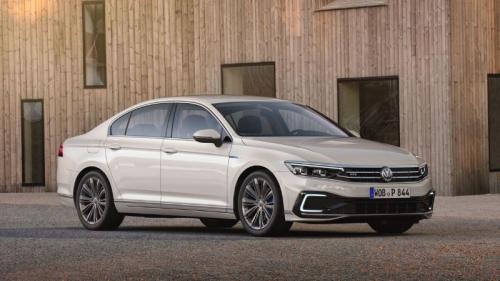 Mobil listrik Volkswagen