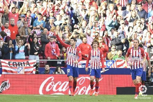 Alvaro Morata akan hadapi Juventus di fase grup Liga Champions