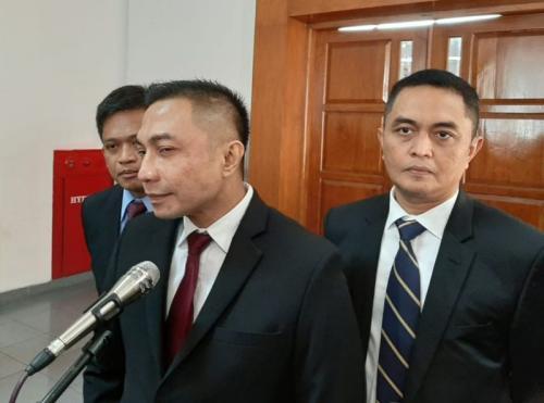 Pelantikan Irjen Dharma Pongrekun Sebagai Wakil Kepala BSSN (foto: Harits TA/Okezone)