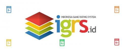 IGRS membagi kelompok usia mulai dari 3+, 7+, 13+, 18+ dan semua usia.