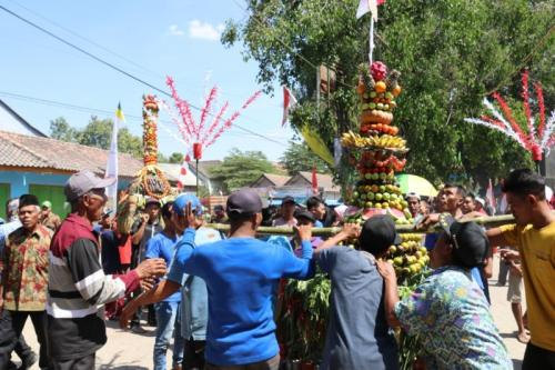 Tradisi Gasdeso (foto: Taufik Budi)