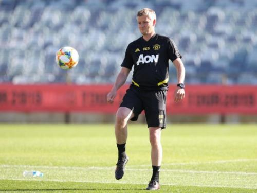 Ole Gunnar Solskjaer (Foto: Laman resmi Man United)