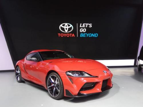 Modifikasi Toyota Supra