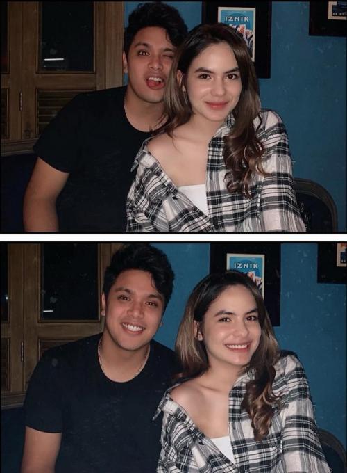 Steffi Zamora mengaku, memulai hubungan asmaranya dengan sang kekasih dari persahabatan. (Foto: Instagram)