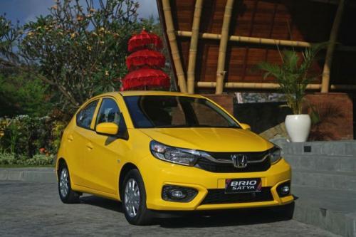 Honda Brio Satya jadi produk terlaris PT. HPM di Indonesia pada awal 2019.