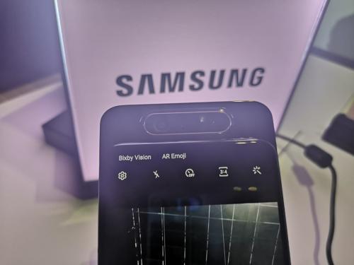 Samsung Galaxy A80 hadir di pasar Tanah Air dengan rotating camera