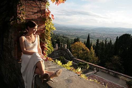 Tuscany adalah sebuah wilayah di Italia bagian tengah. Tuscany yang indah memiliki luas sekitar 23.000 kilometer persegi.