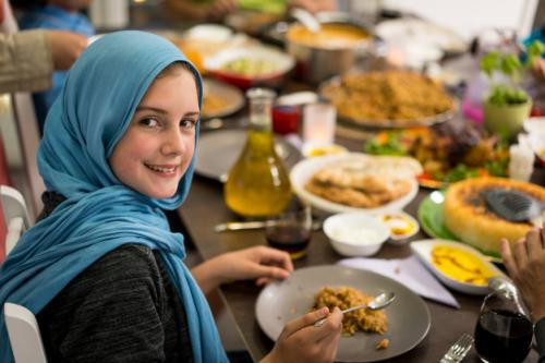 Muslim harus memberi nama makanan dengan nama yang baik