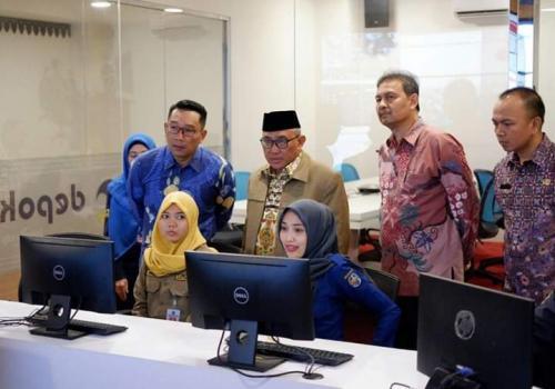 Pemkot Depok Ridwan Kamil