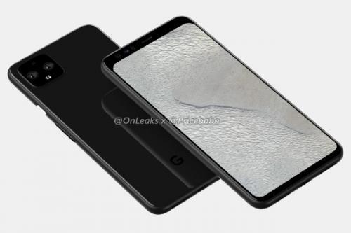 Google Pixel 4 menarik perhatian para penggemar ponsel Google.