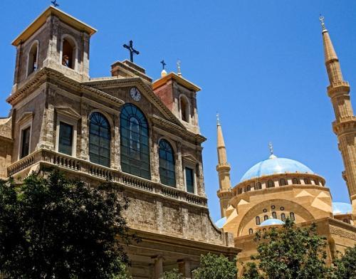 Muslim dan Kristen harus hidup damai
