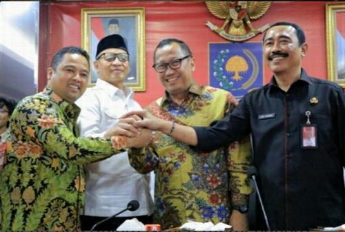 Media Kemenkumham dan Pemkot Tangerang