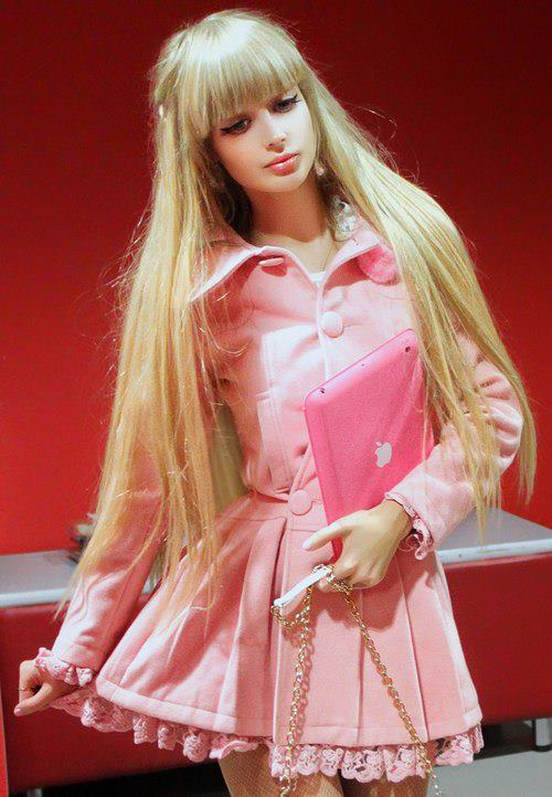Barbie hidup