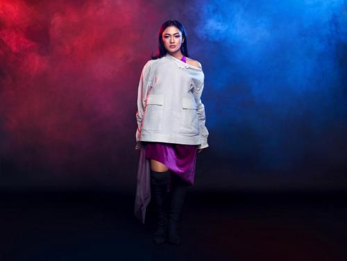 Marion Jola resmi merilis album debutnya 'MARION' pada 18 Juli 2019.