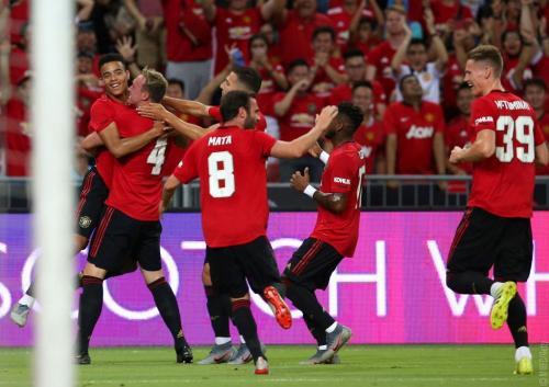Man United (Foto: Twitter/@ManUtd)