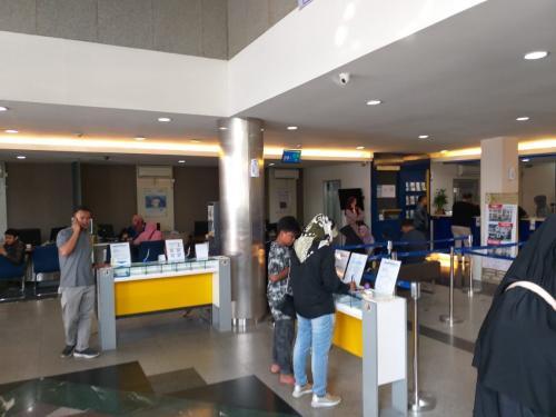 Nasabah Bank Mandiri