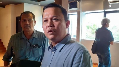 Politikus Partai Golkar Andi Harianto Sinulingga. (Foto : Sarah Hutagaol/Okezone)