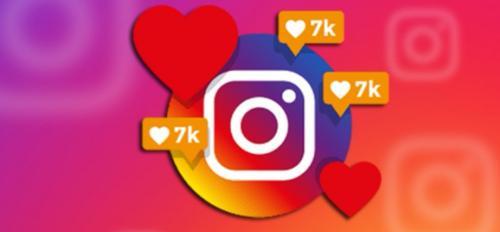Likes di Instagram
