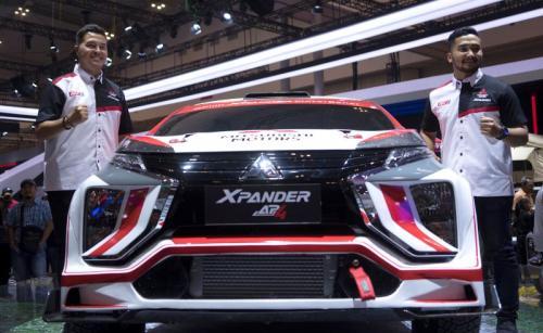 Mitsubishi Xpander AP4