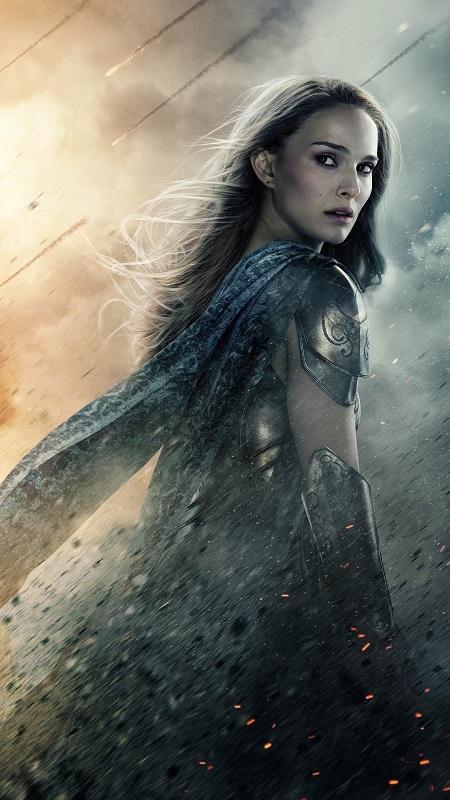 Jane Foster akan kembali membintangi Thor 4. (Foto: Marvel Studios)
