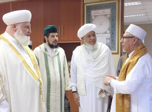 Para sufi Timur Tengah