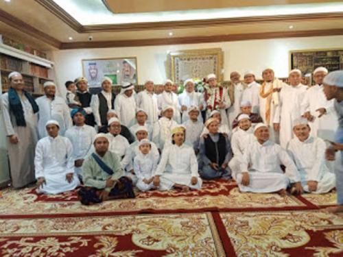 Habib Rizieq nikahkan putrinya di Makkah. (Foto: Ist)