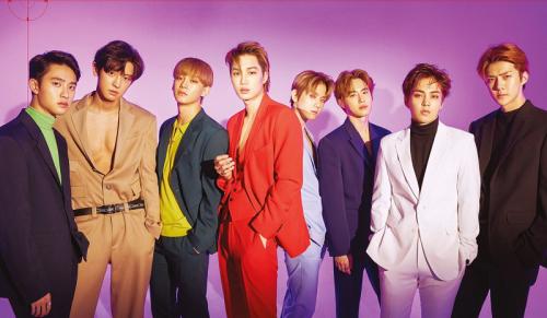 EXO dipastikan akan merilis album baru mereka pada musim dingin 2019. (Foto: SM Entertainment)