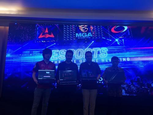 Micro Star Internasional (MSI) memperkenalkan enam produk terbaru miliknya.