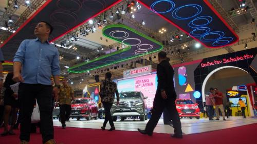 Daihatsu raih pencapaian terbesar kedua di Indonesia