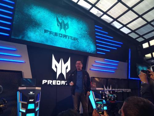 Acer Predator Helios 700 Meluncur dengan Fitur HyperDrift Keyboard