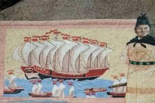 laksamana zheng he dan pasukannya