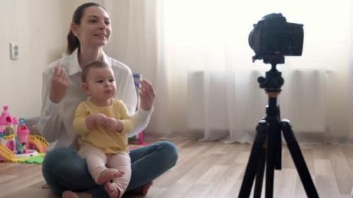 syuting bareng anak