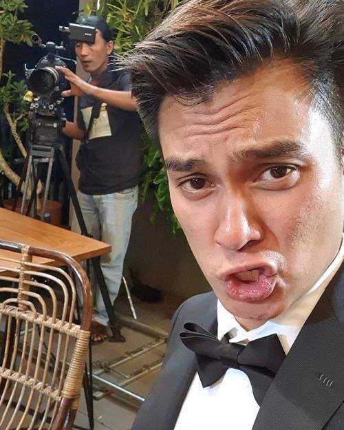 Baim Wong mengaku enggan berdamai dan memilih untuk menunggu panggilan resmi kepolisian soal kasusnya. (Foto: Instagram)