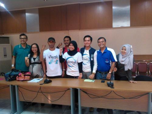 Salah satunya, berhasil meraih peringkat 1 Pemuda Pelopor tingkat provinsi DKI Jakarta.