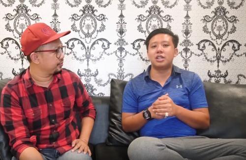 Pablo Benua (kanan) ditetapkan sebagai tersangka atas kasus penggelapan kendaraan. (Foto: YouTube)