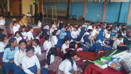 MNC Bank Edukasi Siswa di SD Pribadi