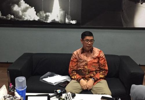Komisaris Independen PT Krakatau Steel Roy Maningkas (Foto: Giri Hartomo/Okezone)