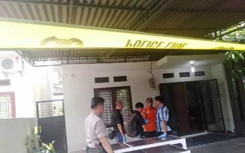 Polda Riau baku tembak dengan pecatan polisi saat penggerebekan kasus narkoba. (Foto : Banda Haruddin Tanjung/Okezone)