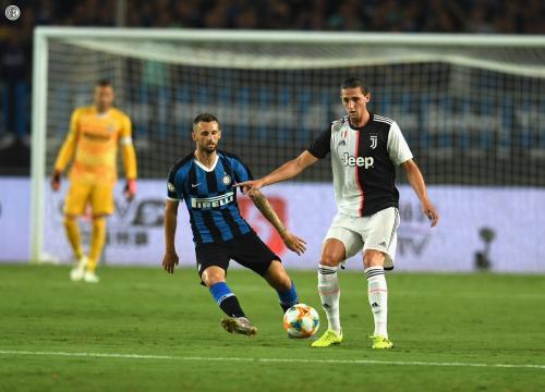 Juventus vs Inter Milan (Foto: Twitter Inter Milan)